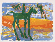 (2008). Fargelitografi på papir. ©Widerberg, Frans/BONO Painting, Collection, Art, Painting Art, Paintings, Kunst, Paint, Draw, Art Education