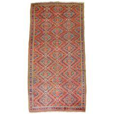 Antique Beshir Carpet |