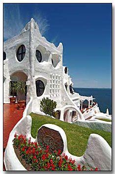 Casapueblo. Punta del Este, Uruguay