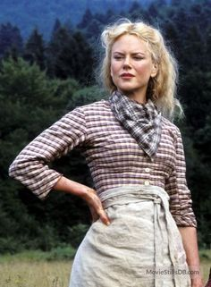 Nicole Kidman as Ada Monroe in Cold Mountain
