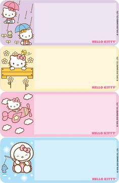 Address Labels | Hello Kitty Address Labels - Costco Check Printing