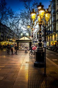 Barcelona - Spain (byLuc Mercelis)   Amazing Places