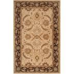Lavradio Ivory 3 ft. 3 in. x 5 ft. 3 in. Area Rug