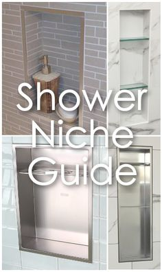 Have a look at our pages for way more that is related to this remarkable bathroom shower remodel Bathroom Niche, Mold In Bathroom, Master Bathroom, Bathroom Ideas, Bathroom Remodeling, Bathroom Showers, Bathroom Designs, Shower Ideas, Budget Bathroom