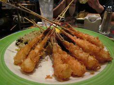 Coconut Shrimp from Rainforest Cafe Rainforest Cafe, Downtown Disney, Coconut Shrimp, Asparagus, Disneyland, Delish, Dishes, Vegetables, Usa