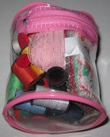 Simply Shoe Boxes: Enhancing Sewing Kits for OCC Shoe Boxes #OperationChristmasChild