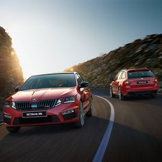 Partners in crime! 🙌  #ŠKODA #OCTAVIA #RS #ŠKODAgram #SimplyClever #car #cars #drive #driver #drivers #sun #landscape #speed #happy #fun #partnership  #instagood #picoftheday Simply Clever, Volkswagen Group, Land Scape, Cars And Motorcycles, Bmw