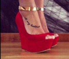 Quale donna non vorrebbe queste scarpe!!!