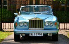 1978 Rolls Royce Corniche Convertible