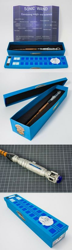 Sonic Screwdriver Wand