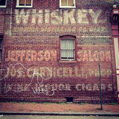 whiskey. #rva