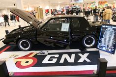 showstopper, but of course. Buick Grand National Gnx, 1987 Buick Grand National, My Dream Car, Dream Cars, Turbo Car, Gm Car, Florida Style, Buick Regal, Pony Car