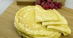 Basic All-Purpose Ricotta Crepes