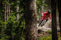 Duncan Riffle, Enduro World Series, Trestle Bike Park - Enduro World Series Action from Trestle Bike Park - Mountain Biking Pictures - Vital MTB