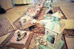 Wedding gifts waiting to be xchangef