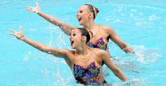 Synchronized swimming at the Summer Olympics Rio 2016 Events ...
