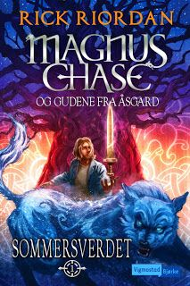 """Read """"Magnus Chase and the Gods of Asgard, Book The Sword of Summer"""" by Rick Riordan available from Rakuten Kobo. Magnus Chase has always been a troubled kid. Since his mother's mysterious death, he's lived alone on the streets of Bos. Comic Shop, Rick Riordan Bücher, Rick Riordan Books, Viking Myths, New Books, Good Books, Children's Books, Audio Books, Fantasy Books"""