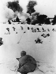 Bataille de Moscou, novembre 1941