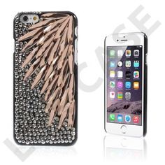 Crystal (Sort) iPhone 6 Cover