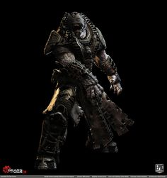 Gears of War 3 - Character Art Dump (new images posted on Pg 17) - Page 11