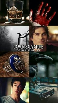 "The Vampire Diaries Damon ""Damon Salvatore The Vampire Bad Boy"" Vampire Diaries Memes, Vampire Diaries Damon, Vampire Diaries The Originals, Ian Somerhalder Vampire Diaries, Vampire Daries, Vampire Diaries Wallpaper, Ian E Nina, Original Vampire, Stefan Salvatore"