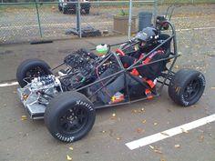 DP1 car…hmmm wish I had a welder and a wrecked crotch rocket.
