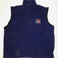 Bootleg Tommy sports vest