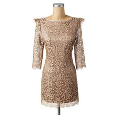 Jessica Simpson Collection - I am in love with this dress!