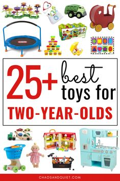 25 Best Toys for Two-Year-Olds Looking for a great gift for a two-year-old? Here are our picks for the 25 best toys for two-year-olds! The post 25 Best Toys for Two-Year-Olds appeared first on Toddlers Ideas. Best Toddler Toys, Toddler Play, Toddler Activities, Best Toys For Toddlers, Gifts For Toddlers, Best Toddler Gifts, Montessori Toddler, Toddler Girls, 2 Year Old Gifts