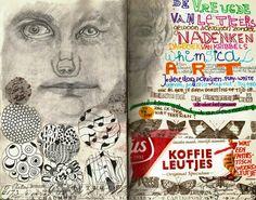 Doodling,Lettering,Faces,Zentangle....