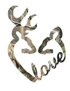 Hey, I found this really awesome Etsy listing at https://www.etsy.com/listing/179416647/2-love-logo-hearts-browning-decal-green