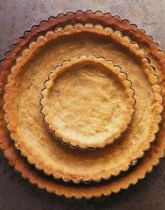 Old-Fashioned Lattice-Top Apple Pie | Recipe | Pie Crusts, Crusts and ...