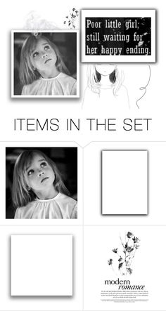 """there is no happy ending"" by shizandgiggles ❤ liked on Polyvore featuring art"