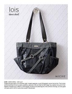 Hmmm She Is One Super Miche Bag
