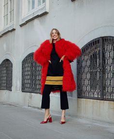 f05cfff422b2 Hanna Stefansson - hanna.elle.se Vinter Mode Outfits, Mode Tips, Modetrender