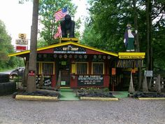 These are 11 of the oddest (and most memorable!) tourist attractions in West Virginia.