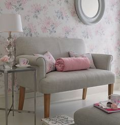 Charming Great Tips For Decorating With Pastels. See More. Silver Serenity 8 Amazing Pictures