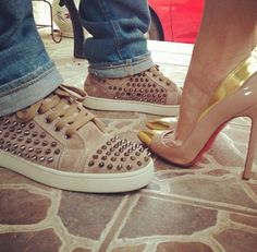 2015 Louboutin Couple