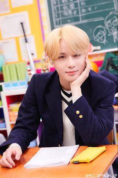 Imagine Jungwoo as your classmate Winwin, Taeyong, Jaehyun, Nct 127, Nct Dream Members, Kim Jung Woo, Entertainment, Boy Groups, Fandoms