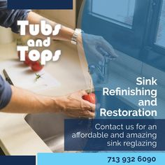 We restore what you need in your bathroom or kitchen with high quality materials.