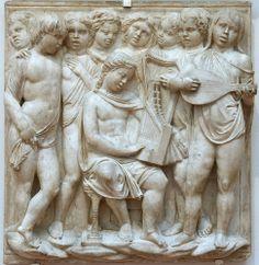 Cantoria di Luca Della Robbia - Opera del Duomo - Firenze #TuscanyAgriturismoGiratola