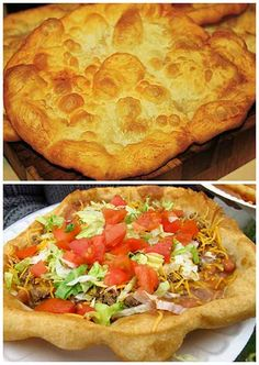 The Southwest Recipe for Navajo Frybread. – Southwest Art and Stories. When your tour the Southwest, you must include the Recipes With Yeast, Gourmet Recipes, Mexican Food Recipes, Bread Recipes, Cooking Recipes, Drink Recipes, Appetizer Recipes, Appetizers, Frybread