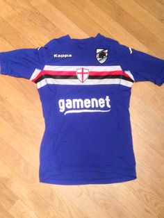 Sampdoria, Italy. Original t-shirt/  Maglia originale