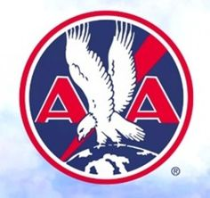 American Airlines logo, 1934