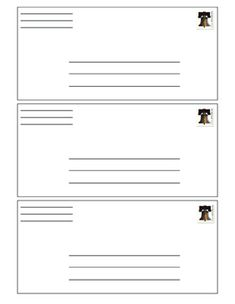 This is a template for addressing an envelope. Students will be able to practice writing their return address and the mailing address. Life Skills Lessons, Writing Lessons, Teaching Writing, Writing Practice, Writing Ideas, Back To School Worksheets, Writing Worksheets, Printable Worksheets, Kindergarten Worksheets