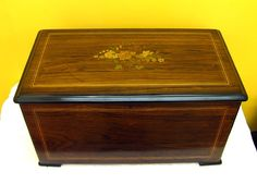 Image detail for -Antique Cylinder Music Boxes