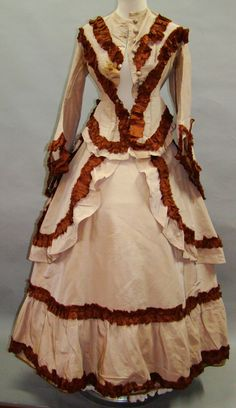 So Sweet 1870's Outfit