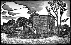 J.J. Lankes and His Woodcuts | VQR Online