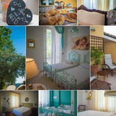 Vacanze a Monteprandone a 5 km. da San Benedetto del Tronto AP Marche B&B Palazzo Mestichelli Mare, relax e charme..