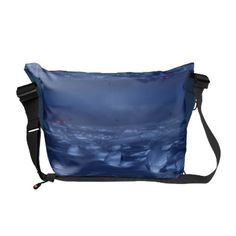 Footprints at the South Pole Commuter Bag $85.95